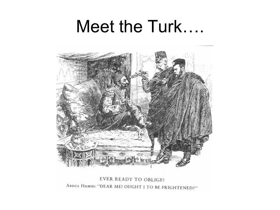 Meet the Turk….