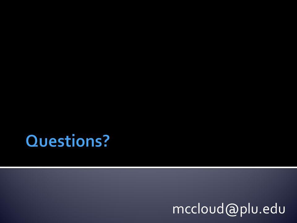 mccloud@plu.edu