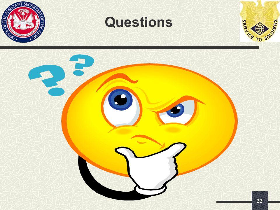 Questions 22