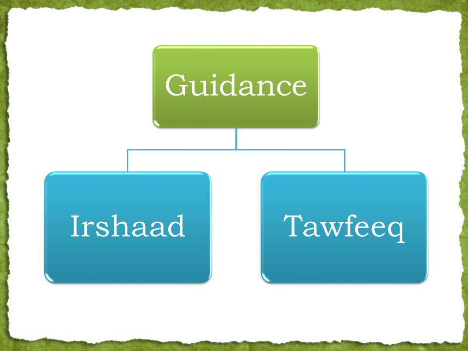 Guidance IrshaadTawfeeq