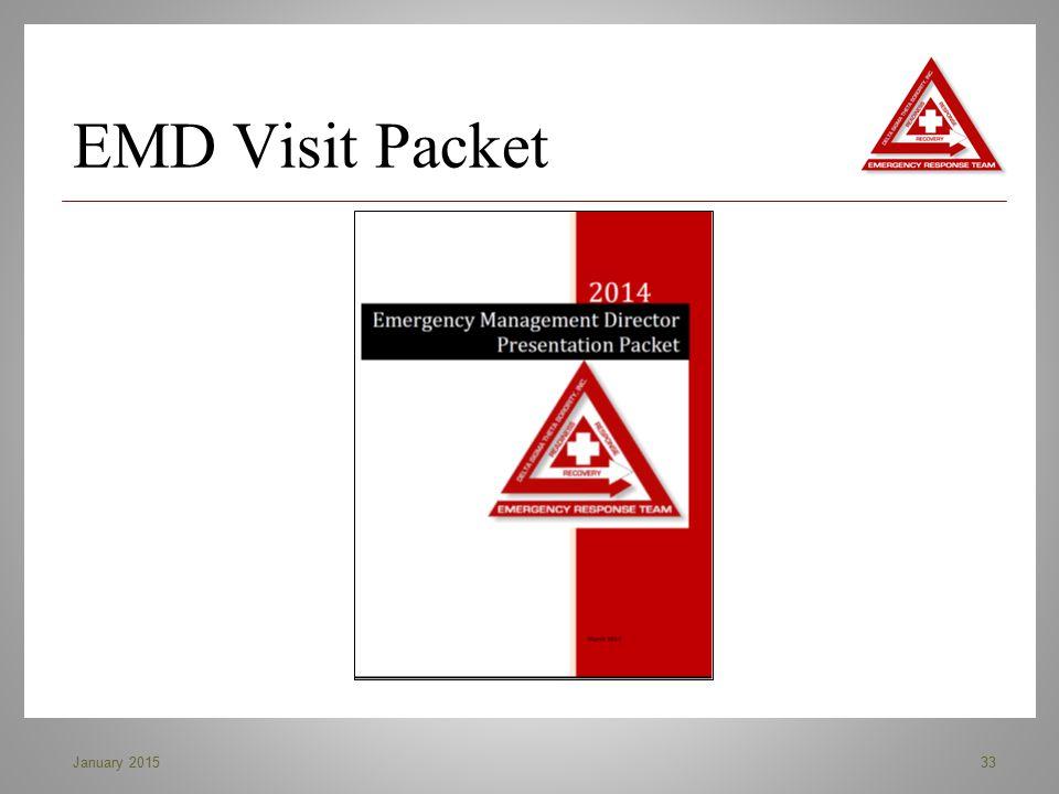 EMD Visit Packet January 201533