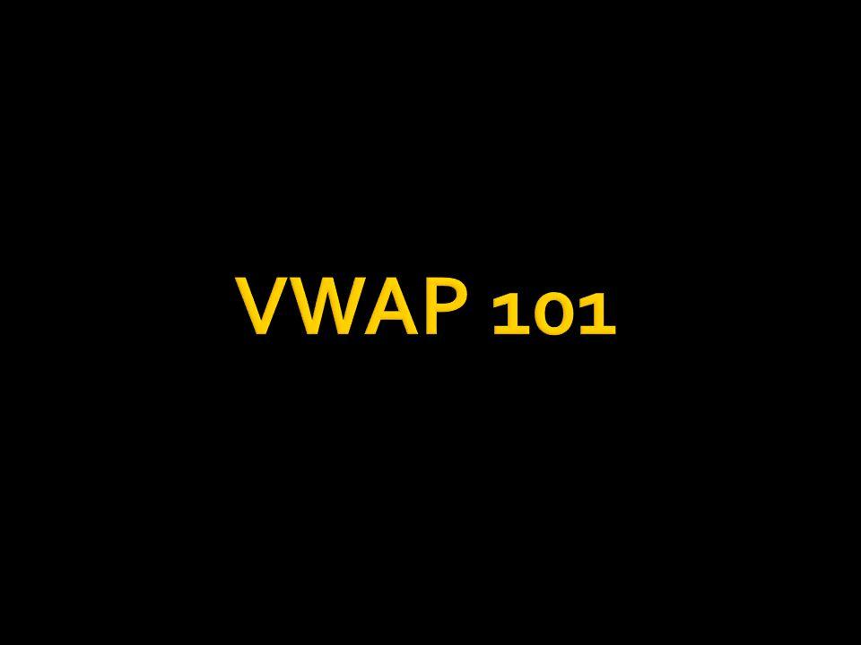 VWAP 101
