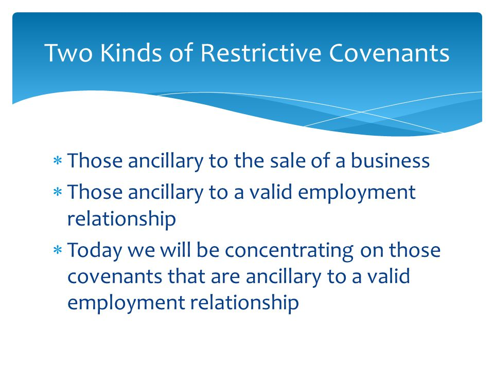  Larry's covenant also prohibits him from disclosing any of Rustbucket's confidential information defined in the agreement as all information in whatever form, relating to the company's business, including, but not limited to customer lists, customer contact information, customer ordering history, customer pricing, automotive equipment specifications, the company's suppliers, and employee training manuals.