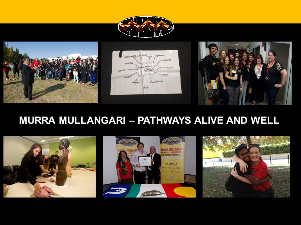 MURRA MULLANGARI – PATHWAYS ALIVE AND WELL