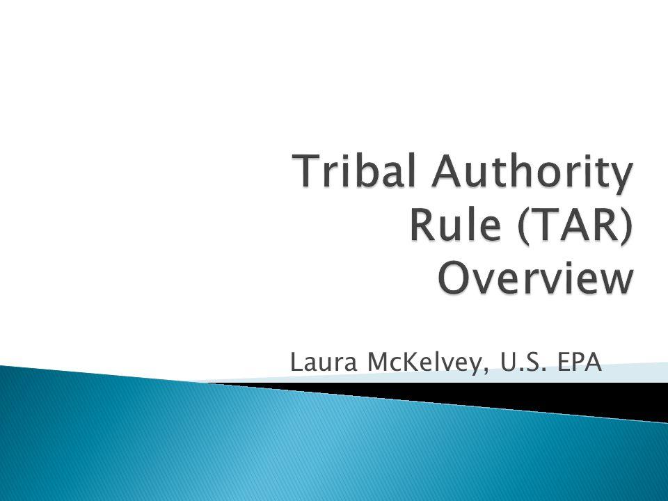 Laura McKelvey, U.S. EPA