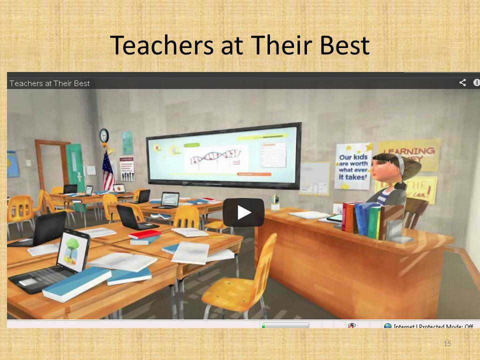 Teachers at Their Best 15