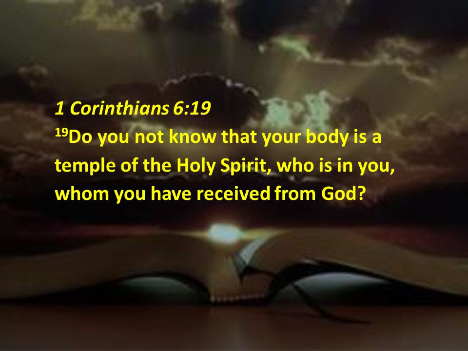 Galatians 4:6 6 Because you are sons, God sent the Spirit of his Son into our hearts, the Spirit who calls out, Abba, Father.