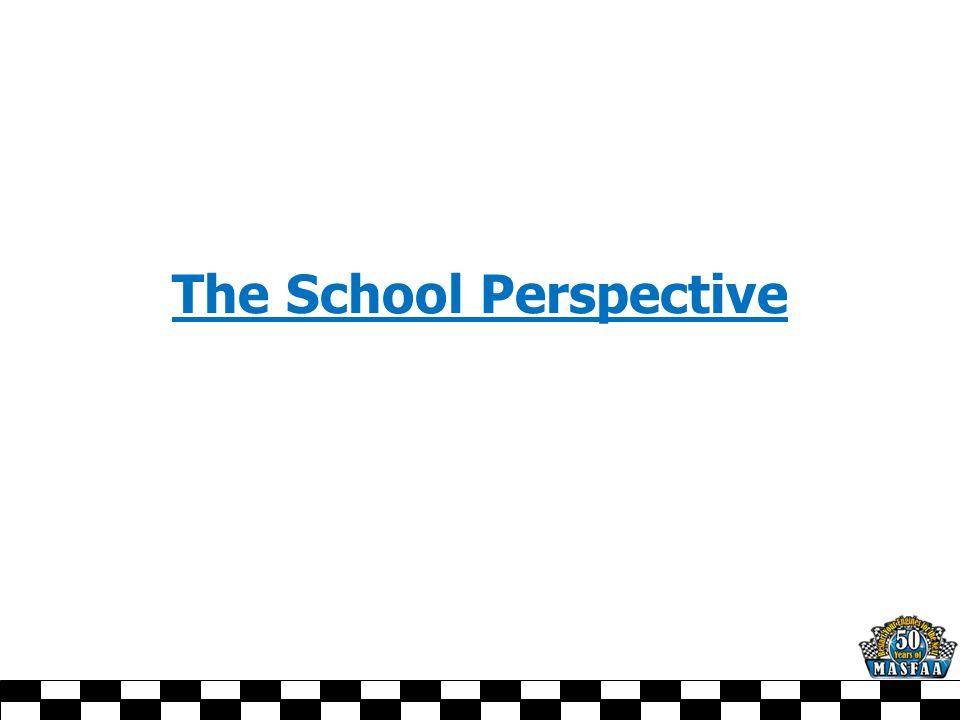 The School Perspective
