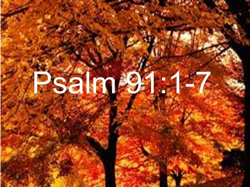 Psalm 91:1-7