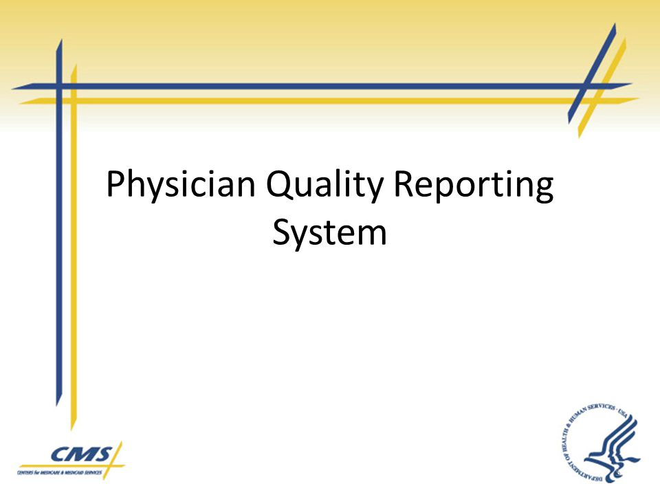 Self-Nomination Deadlines January 31, 2011 – Registry self-nomination deadline for the 2011 Physician Quality Reporting System and eRx Incentive Program January 31, 2011 – EHR vendor self-nomination deadline for the 2012 Physician Quality Reporting System and eRx Incentive Program January 31, 2011 – GPRO I and II self-nomination deadline for the 2011 Physician Quality Reporting System and eRx Incentive Program January 31, 2011 – Maintenance of Certification Program self-nomination deadline for the 2011 Physician Quality Reporting System 36