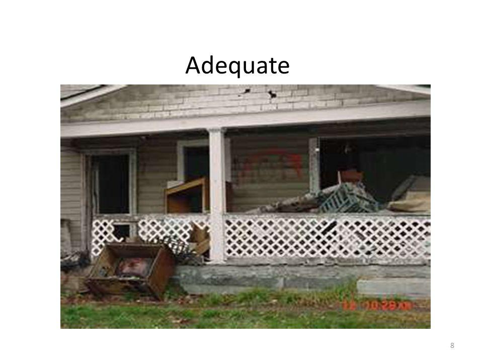 Adequate 8