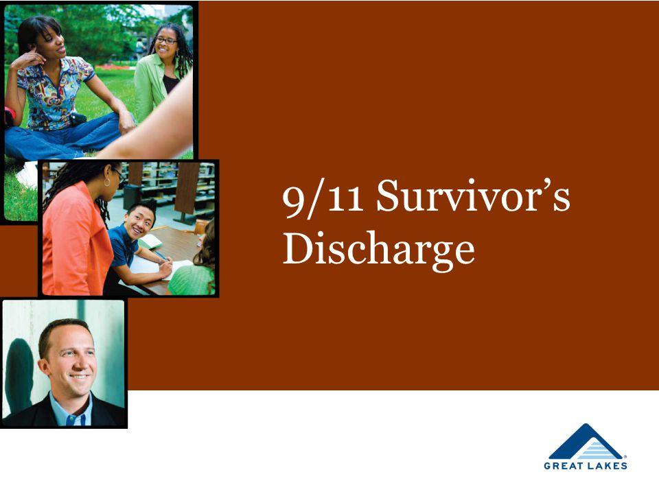 9/11 Survivor's Discharge