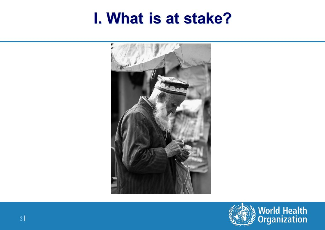 3 | I. What is at stake?