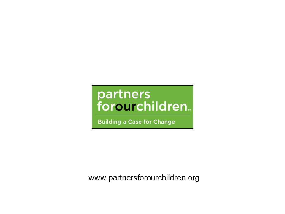 www.partnersforourchildren.org