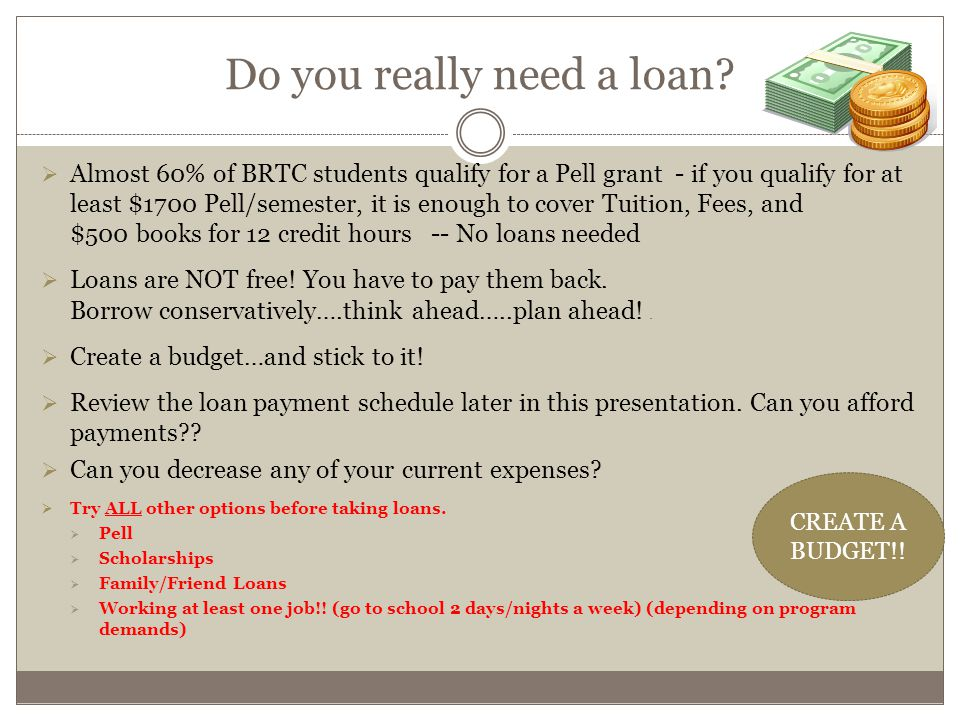 Go to http://www.blackrivertech.org/financial-aid/loans for the forms:http://www.blackrivertech.org/financial-aid/loans 1.