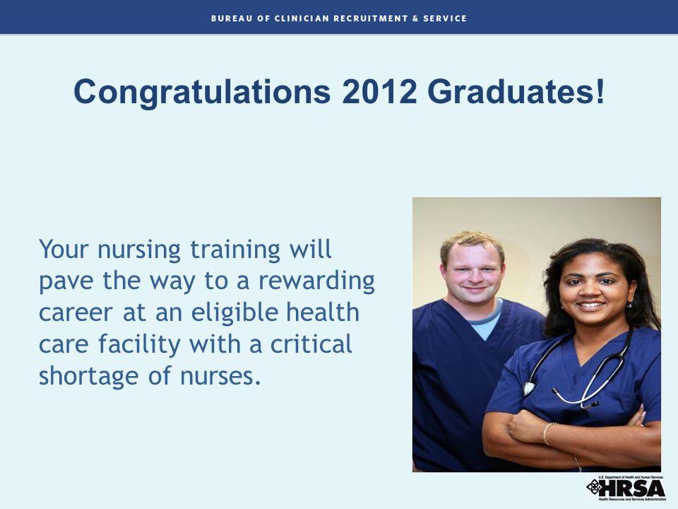 Congratulations 2012 Graduates.