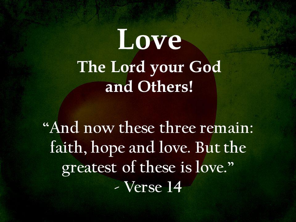 4 Love is patient, love is kind.It does not envy, it does not boast, it is not proud.