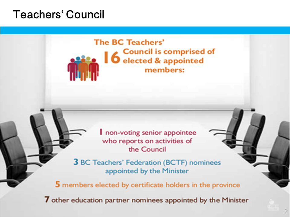 2 Teachers' Council