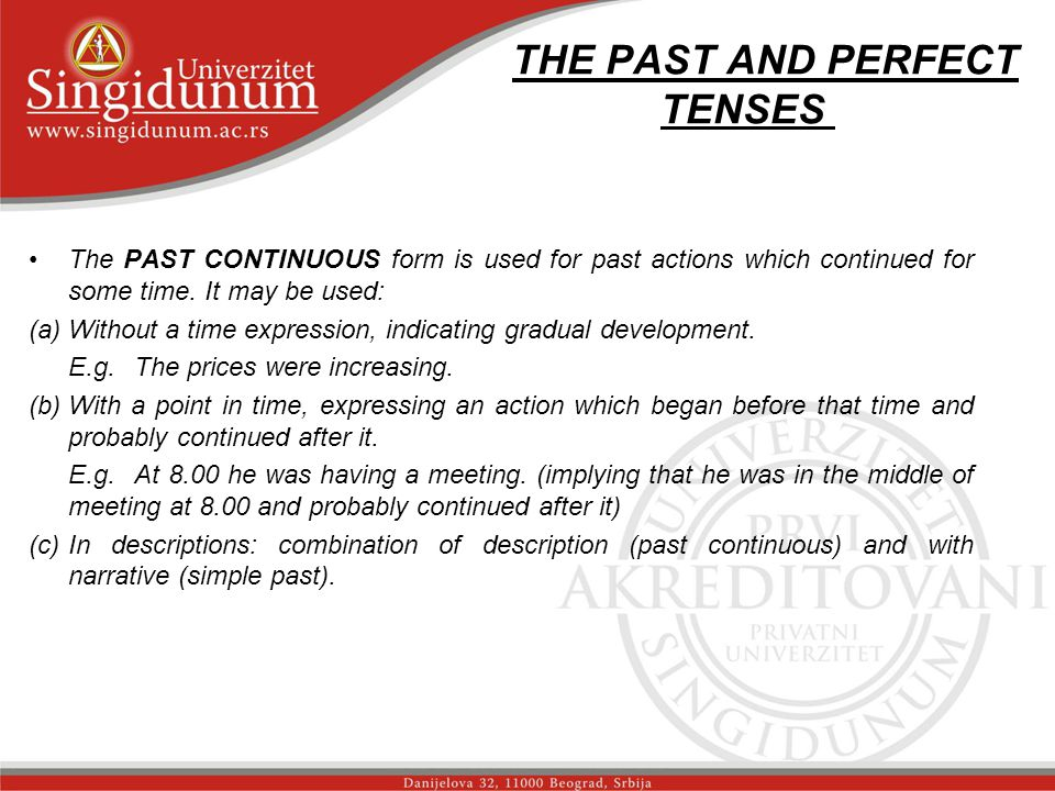 THE PAST AND PERFECT TENSES _str.