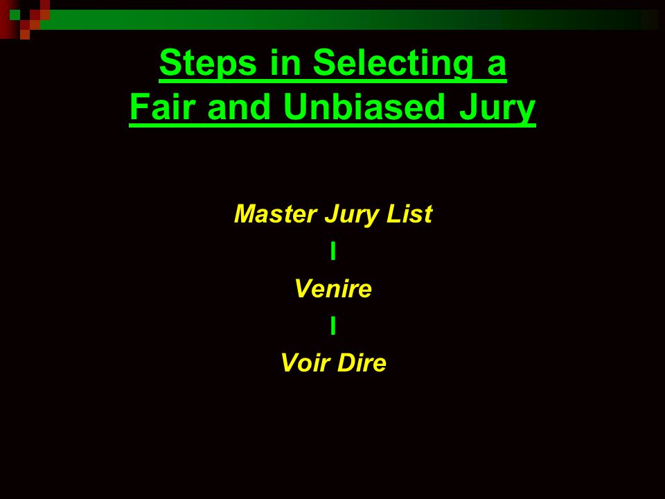 Master Jury List Federal Jury Selection Act of 1968 no citizen shall be excluded from service as a grand or petit juror in the district courts of the United States on account of race, color, religion, sex, national origin, or economic status.