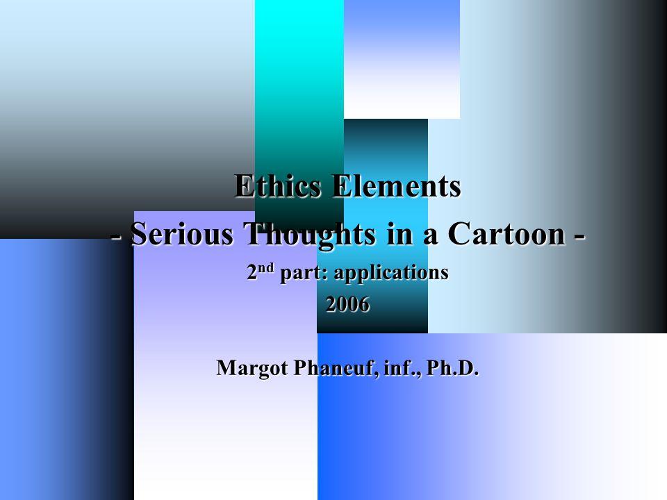 Margot Phaneuf Inf.PhD.2 OBJECTIVES.