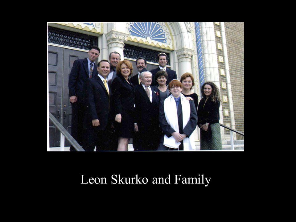 Leon Skurko and Family