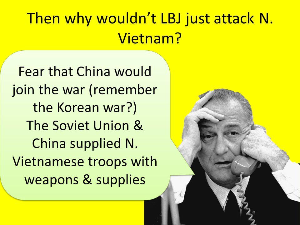 U.S.' Tactical Flaw U.S.