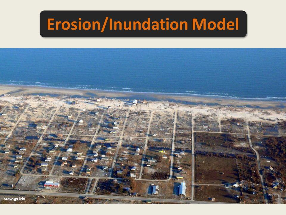Erosion/Inundation Model Steve@Flickr