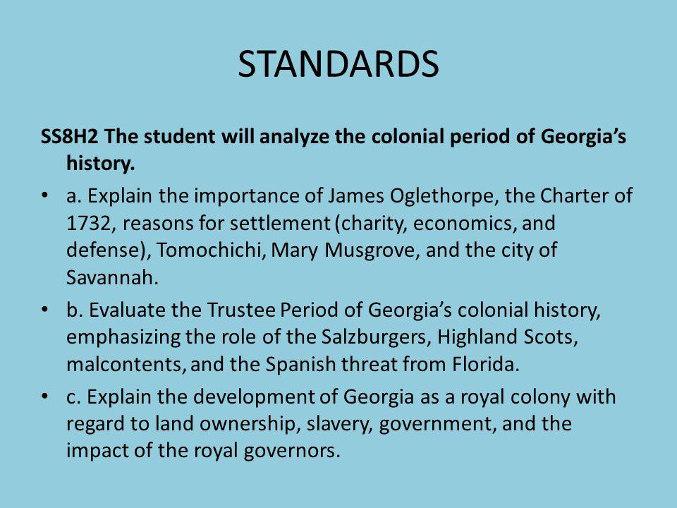 Who became the first royal governor of Georgia.