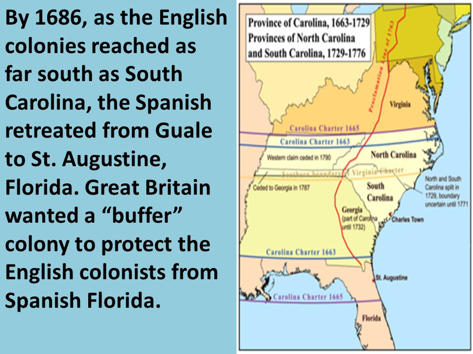 The English Influence in the Georgia Colony The French began colonizing the Gulf coast and parts of Alabama.
