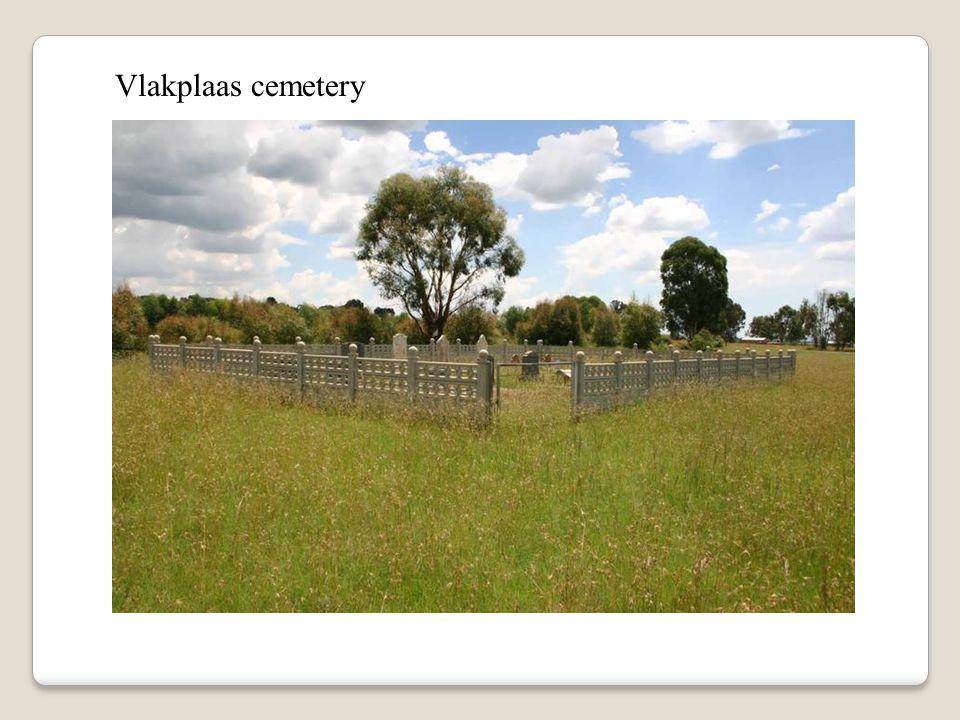 Vlakplaas cemetery