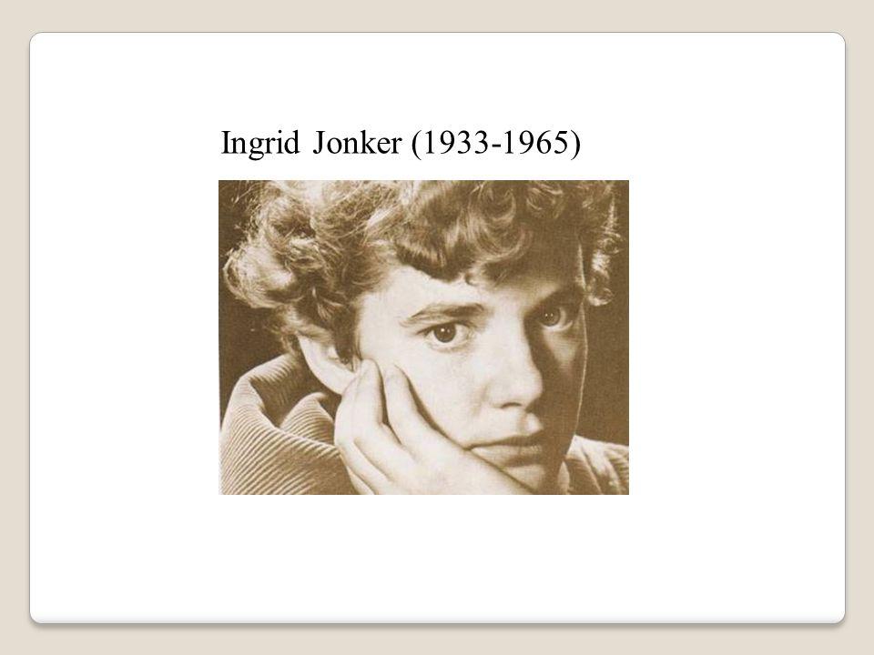 Ingrid Jonker (1933-1965)