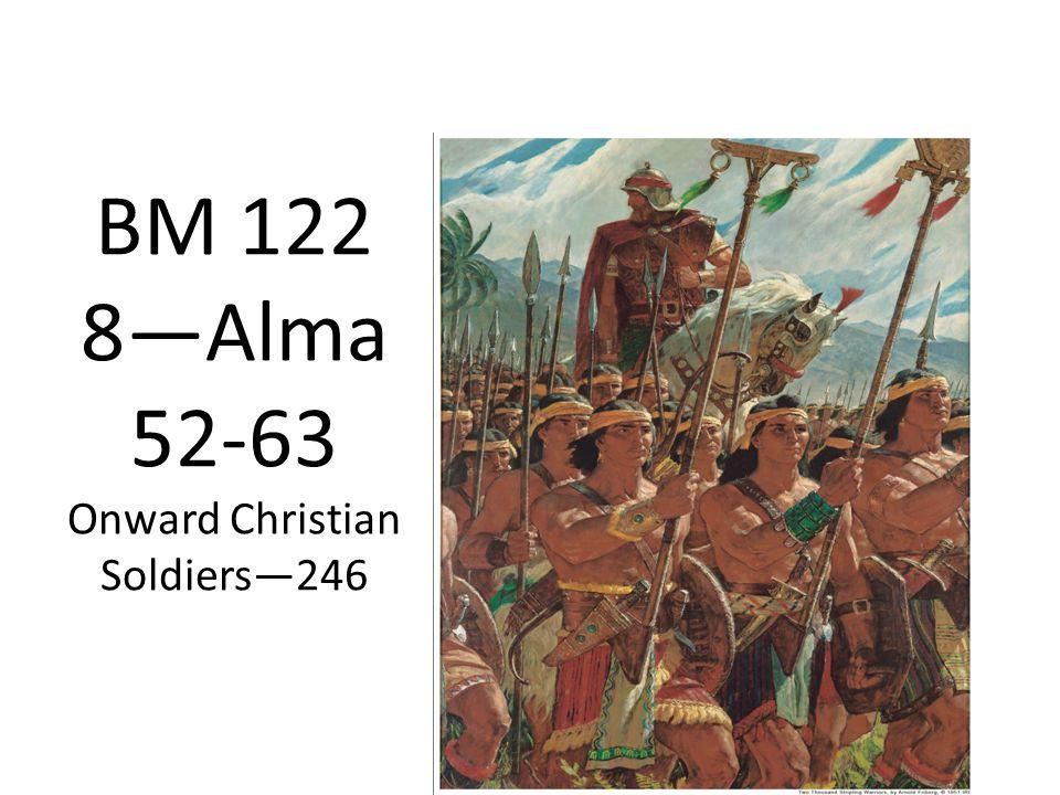 Who were the Nephites' Greatest Enemies? Alma 51:2-9, 17-19, 23-27; 53:9; 60:16