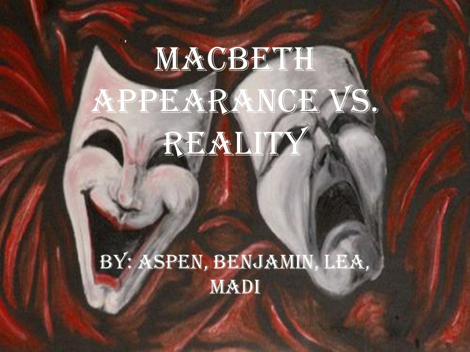 macbeth ap book report