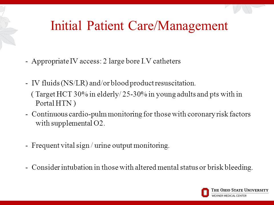 Outcomes Acute rebleeding7-32 Delayed rebleeding 12-38 Surgery4-24 Mortality1-5 PRBC (mean #units) 1.8-4 Length of stay 4-11 *(%)Strate LL.