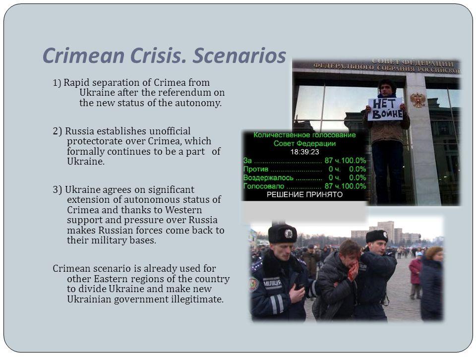 Crimean Crisis.