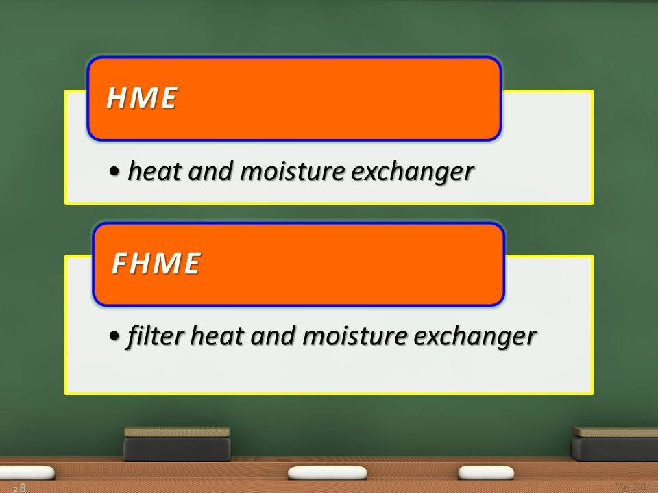 28 heat and moisture exchangerheat and moisture exchanger HME filter heat and moisture exchangerfilter heat and moisture exchanger FHME May 2014