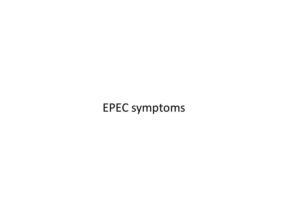 EPEC symptoms