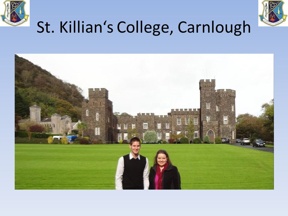 St. Killian's College, Carnlough