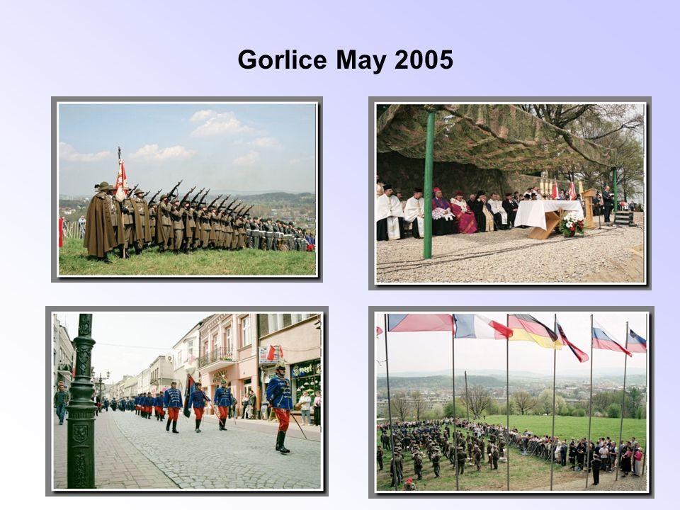 Gorlice May 2005