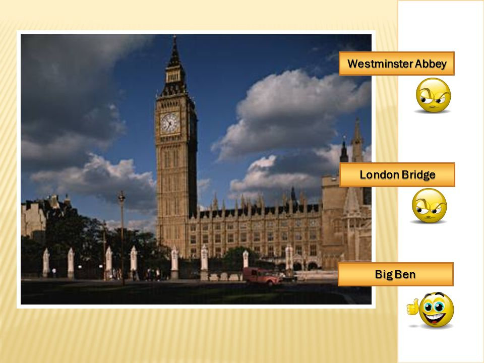 ++++++ Westminster Abbey London Bridge Big Ben