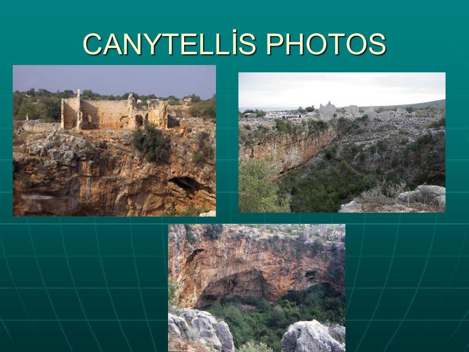 CANYTELLİS PHOTOS