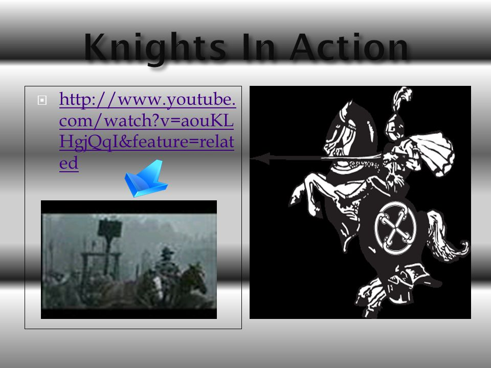  http://www.youtube.com/watch?v=aouKL HgjQqI&feature=relat ed http://www.youtube.
