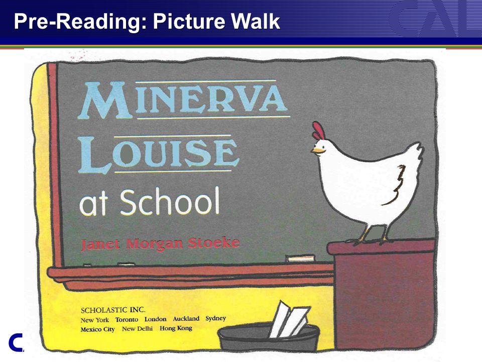 Pre-Reading: Picture Walk
