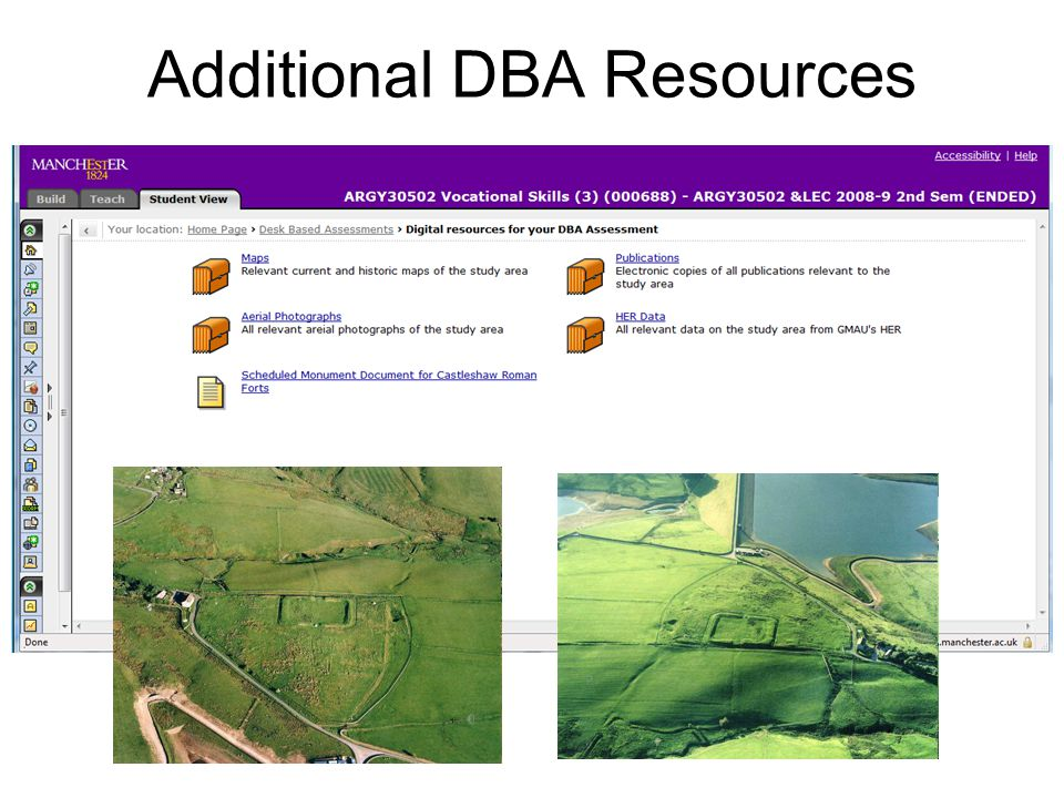 Additional DBA Resources