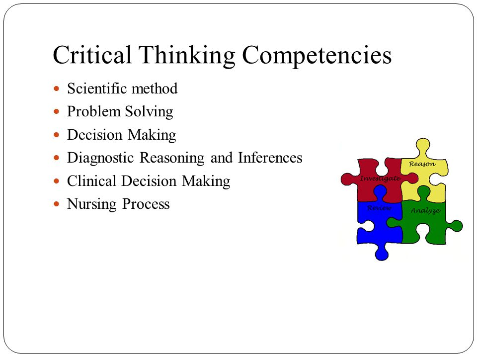 use of clinical journals to enhance critical thinking