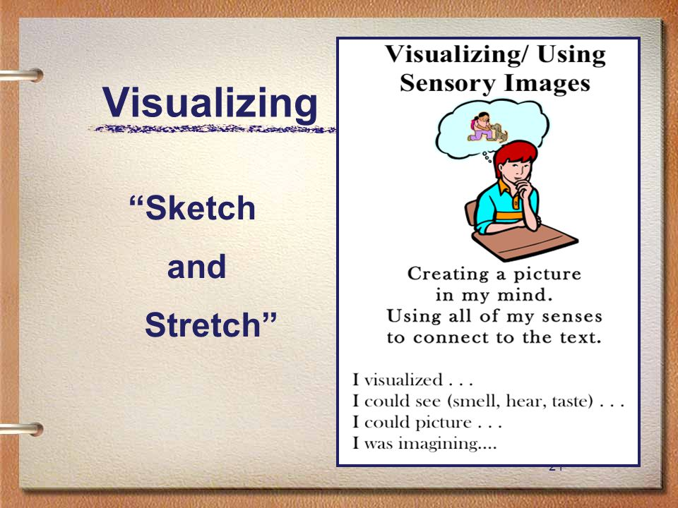 "21 Visualizing ""Sketch and Stretch"""