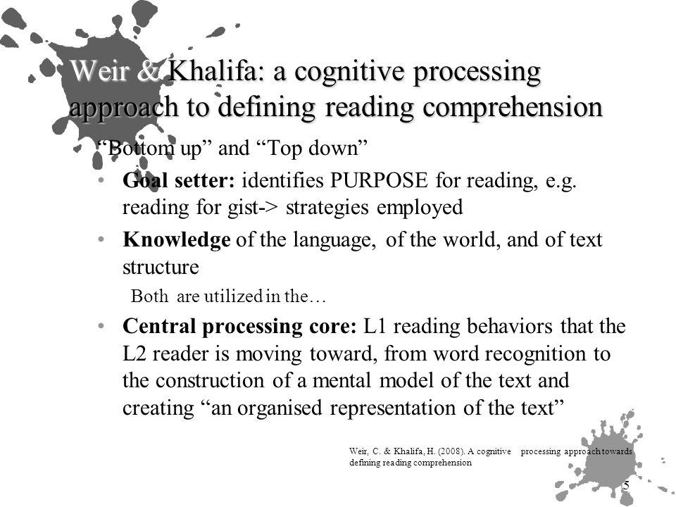 5 Weir, C. & Khalifa, H. (2008).