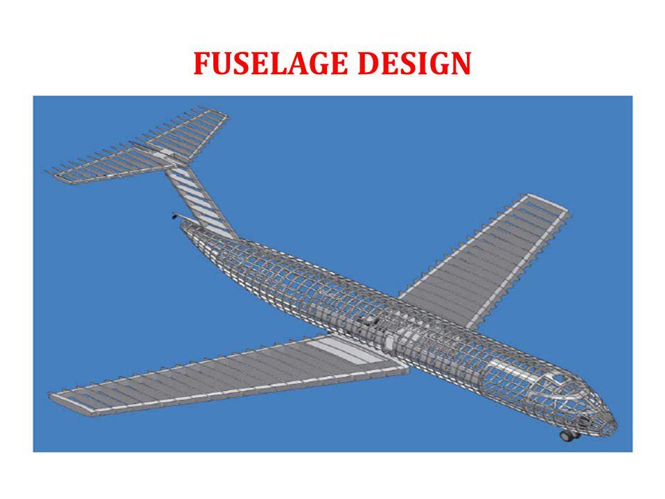 FUSELAGE DESIGN