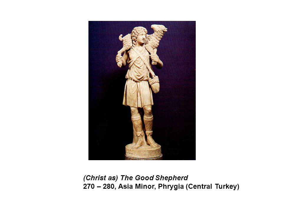 (Christ as) The Good Shepherd 270 – 280, Asia Minor, Phrygia (Central Turkey)